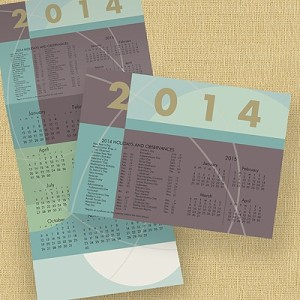 Calendar Cards for Business