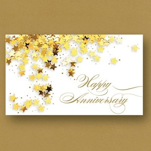 Business Anniversary Card