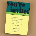 Your'e Invited