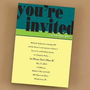 Your'e Invited